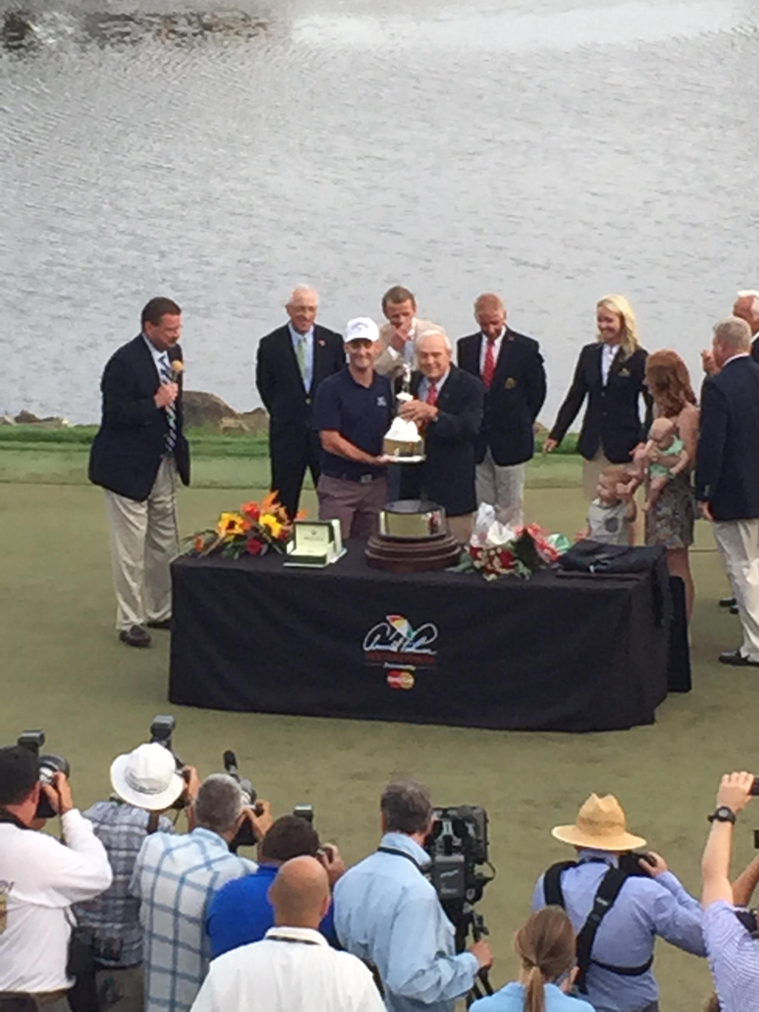 Matt Every wins 2015 Arnold Palmer Invitational