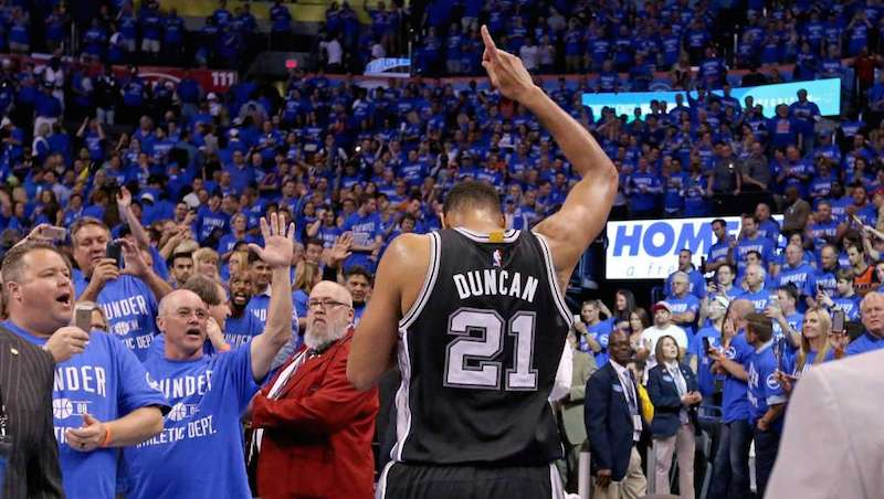Top 10 things you need to know about NBA star, Tim Duncan