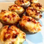 Pimento Cheese & Bacon Boats