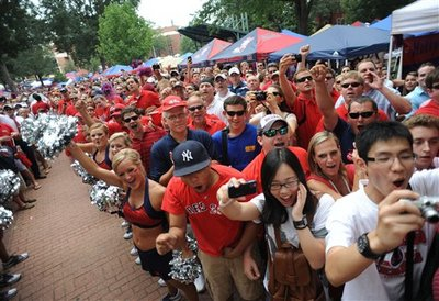 Top 10 Tailgating Schools in the SEC