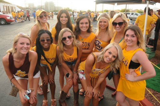 ASU tailgating scene courtesy of phoenixnewtimes.com