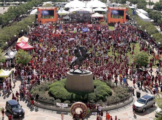 Top 10 Tailgating Schools in the ACC