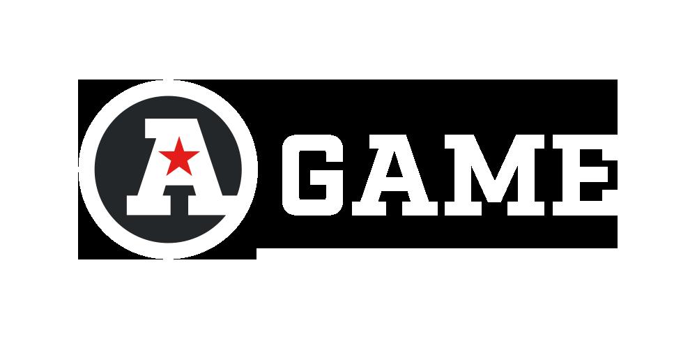 AGame logo