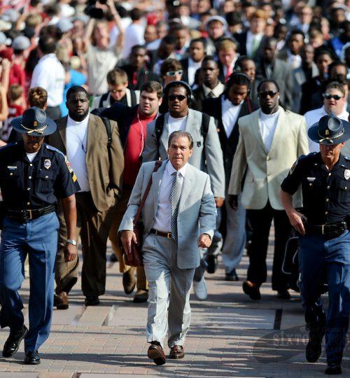 Team walk Alabama