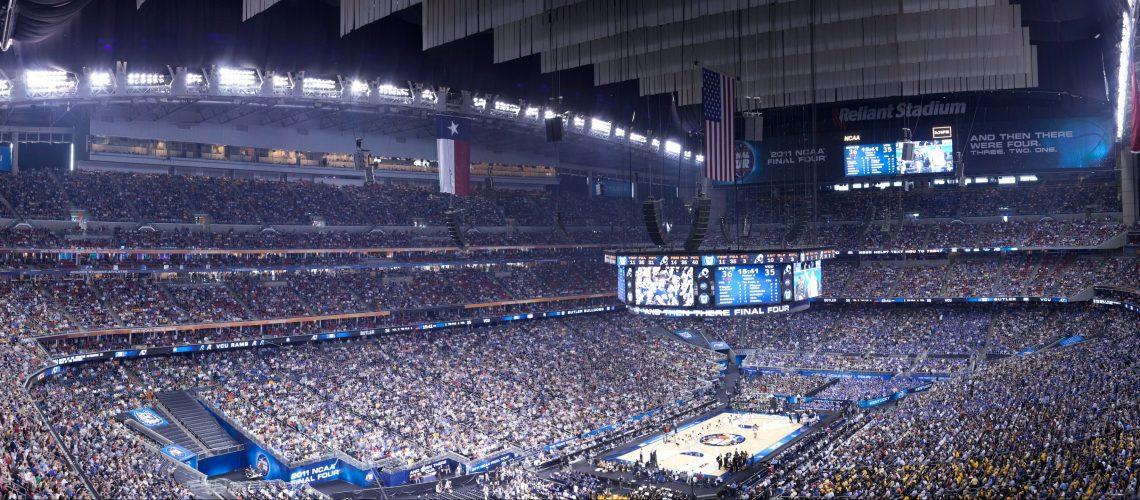 2011 NCAA Final Four Panorama