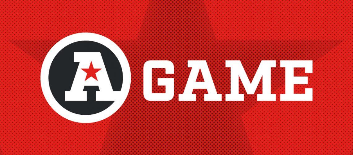 A-Game Logo