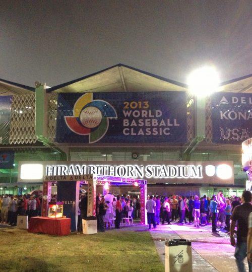 World Baseball Classic, Venezuela vs. DR