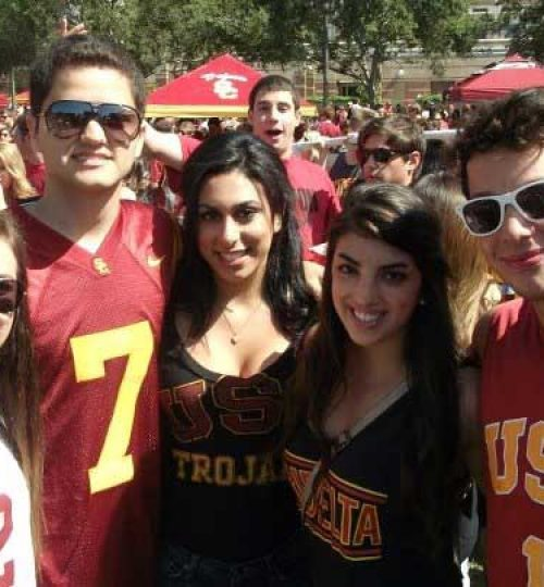 Tailgating spots in the Pac-12, USC