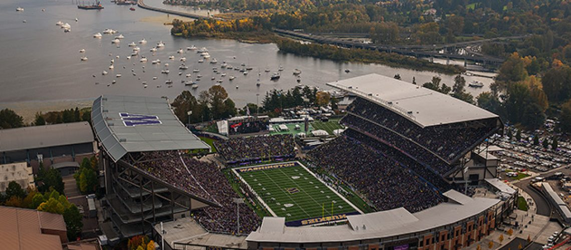 Tailgating spots in the Pac-12